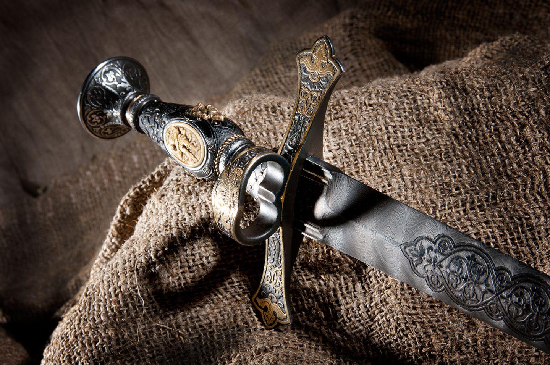 Schwert im Mittelalter