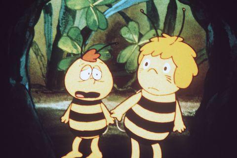 Willi und Biene Maja