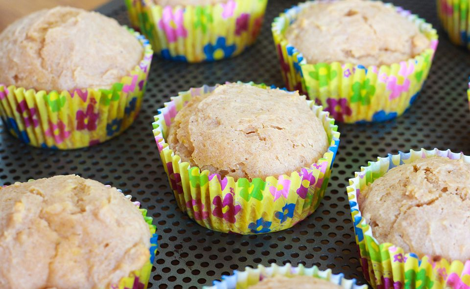 Cupcakes kühlen aus