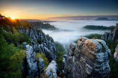 Gebirge, Sächsische Schweiz