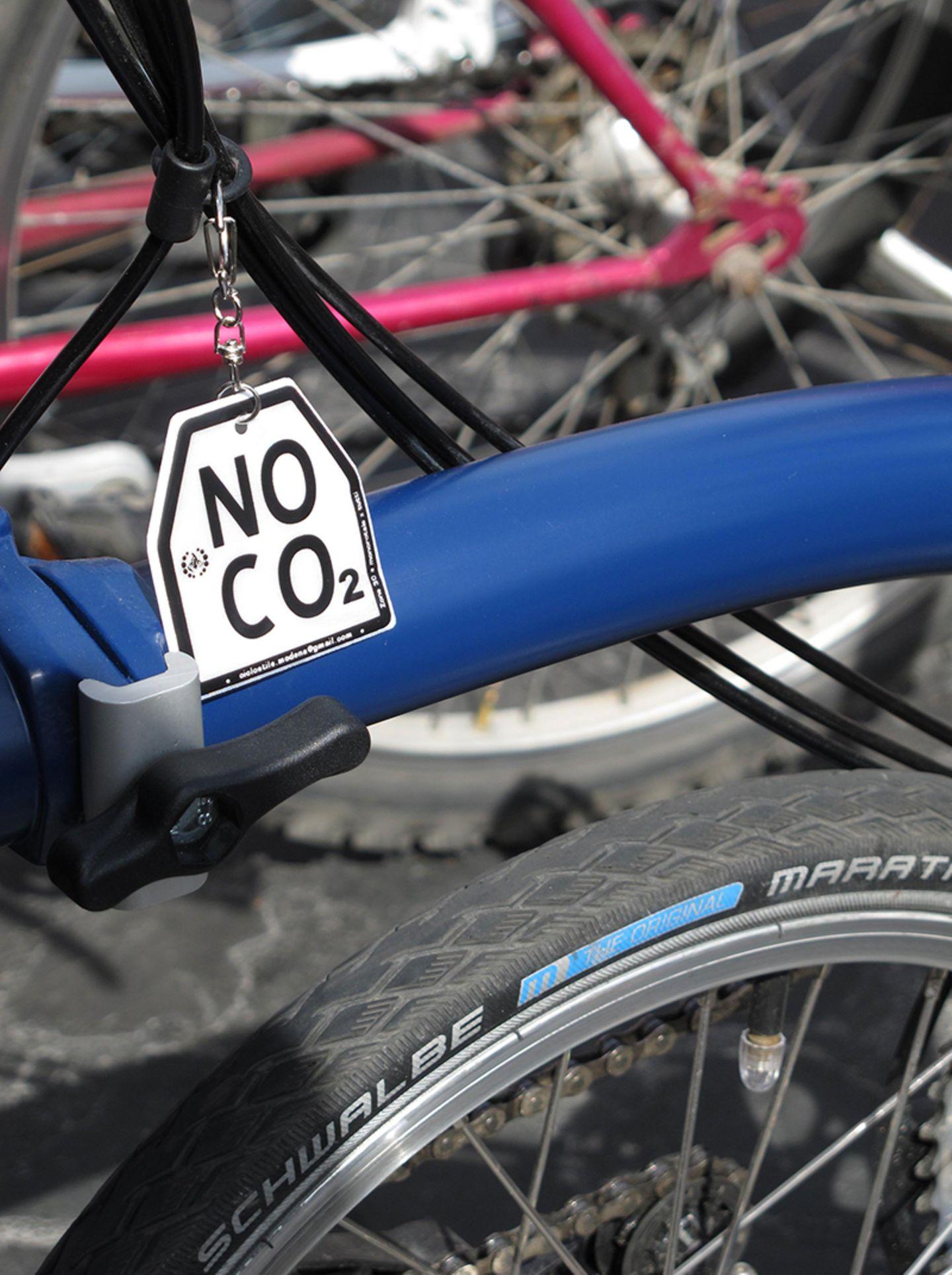 Fahrrad, Klimaneutral
