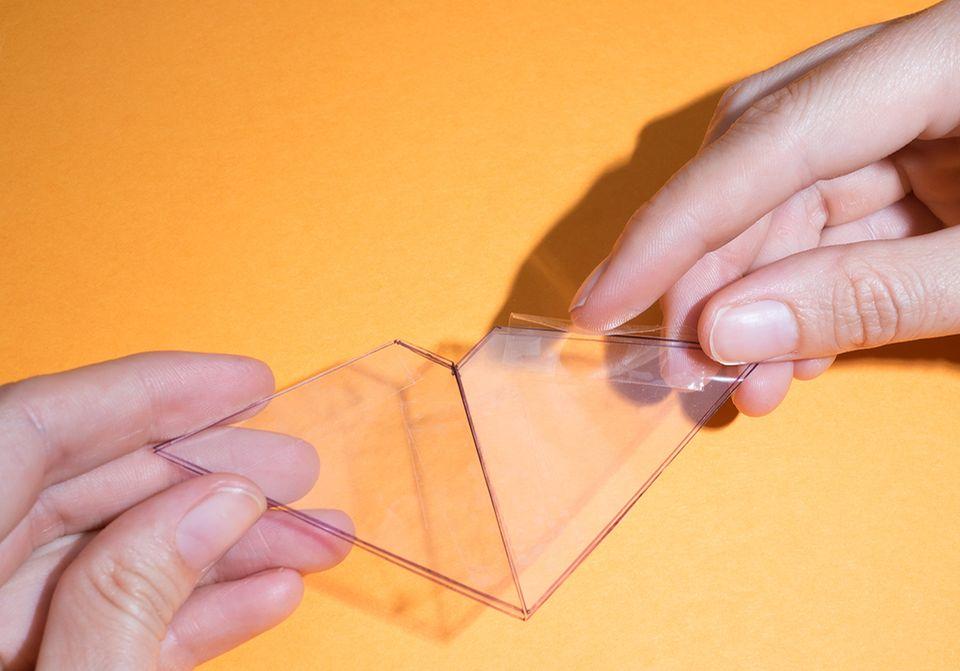 Hologramm Projektor - Bauanleitung