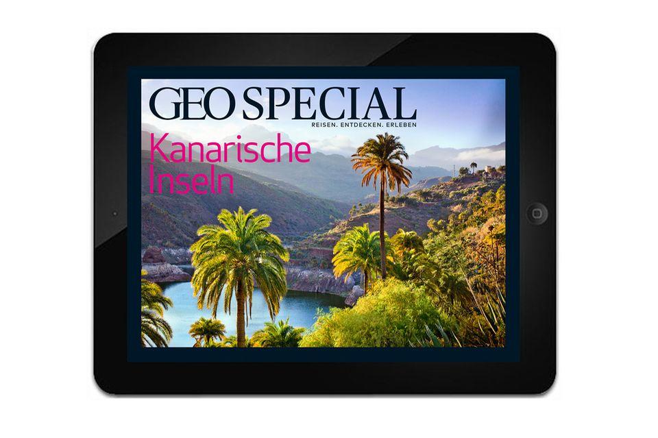 GEO Special Nr. 5/2016 - Kanarische Inseln