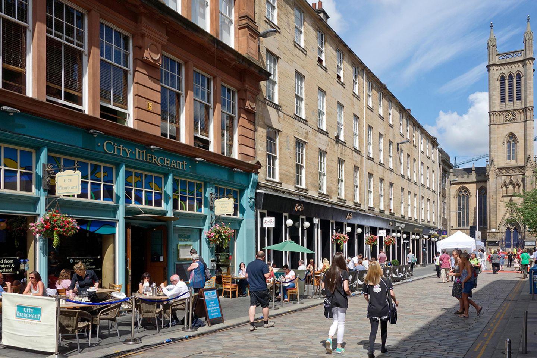 Glasgow, Merchant City