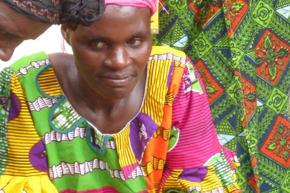 Demokratische Republik Kongo: Witwen-Zentrum, Virunga