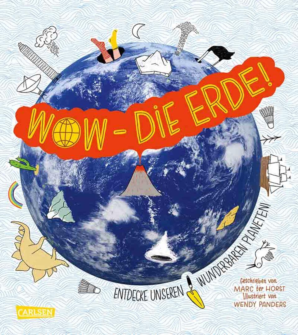 Wow! Die Erde - Cover