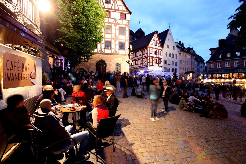 Restaurant Wanderer, Nürnberg