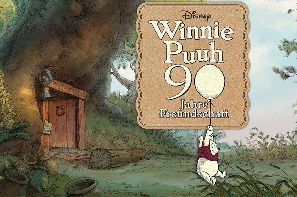 Winnie Puh wird 90 Jahre