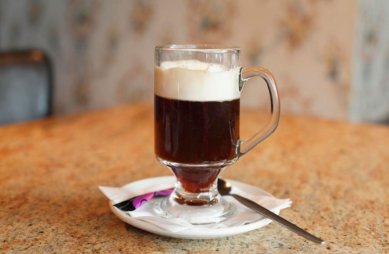 Irland, Irish Coffee