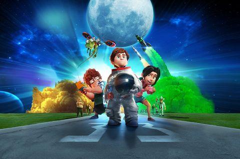 Einmal Mond und zurück - der Film