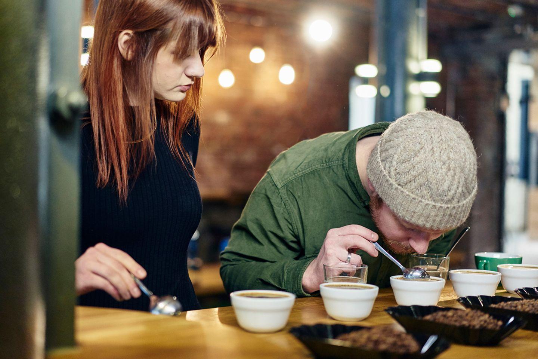 Kaffeetester