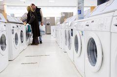 Waschmaschinenkauf