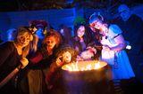 Horrornächte im Filmpark Babelsberg zu Halloween