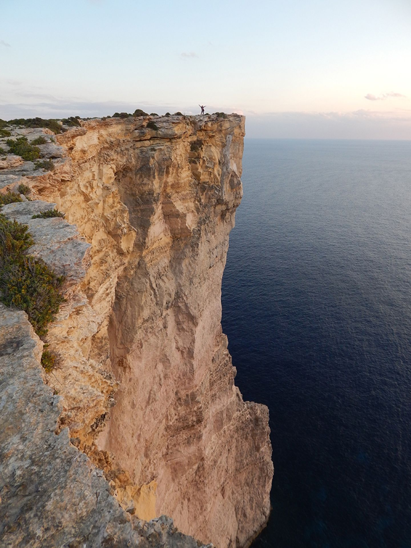 Ta Cenc-Klippen, Gozo