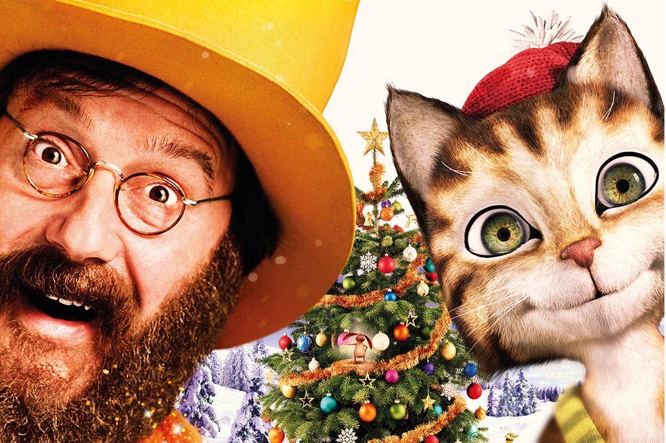 Pettersson und Findus - Weihnachten