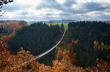 Hunsrück Steig, Hängeseilbrücke Geierlay