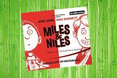 Miles & Niles. Hirnzellen im Hinterhalt