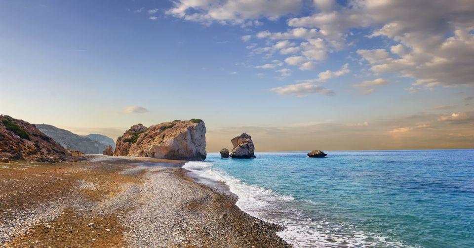 Paphos, Petra Tou Romoiu