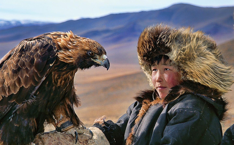 Balapan, Deloun Highlands, Olgii Province,  Mongolia, 2001