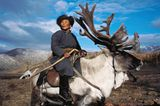Shaman matriarch, West Taiga, Hovsgol Province, Mongolia, 2000