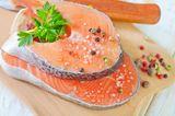Vitamin D: Lachs und fetter Fisch