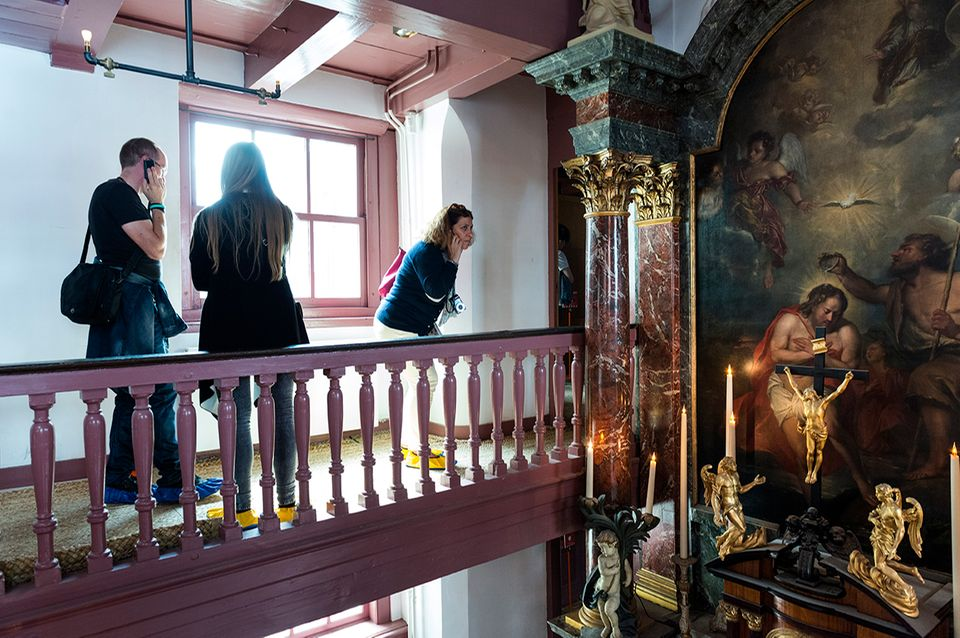 Amsterdam, Museum Ons' Lieve Heer op Solder