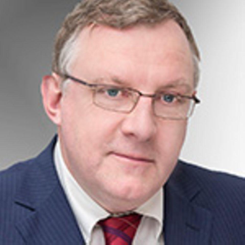 Umweltökonom Prof. Reimund Schwarze