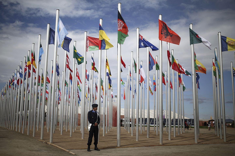 Klimakonferenz, Marokko