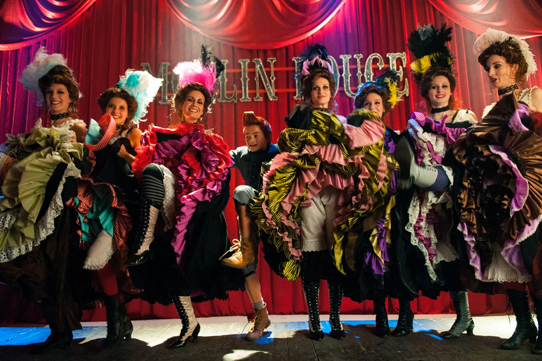 Doktor Proktors Zeitbadewanne: Bulle im Moulin Rouge