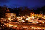 Weihnachtsmarkt Schloss Lüntenbeck