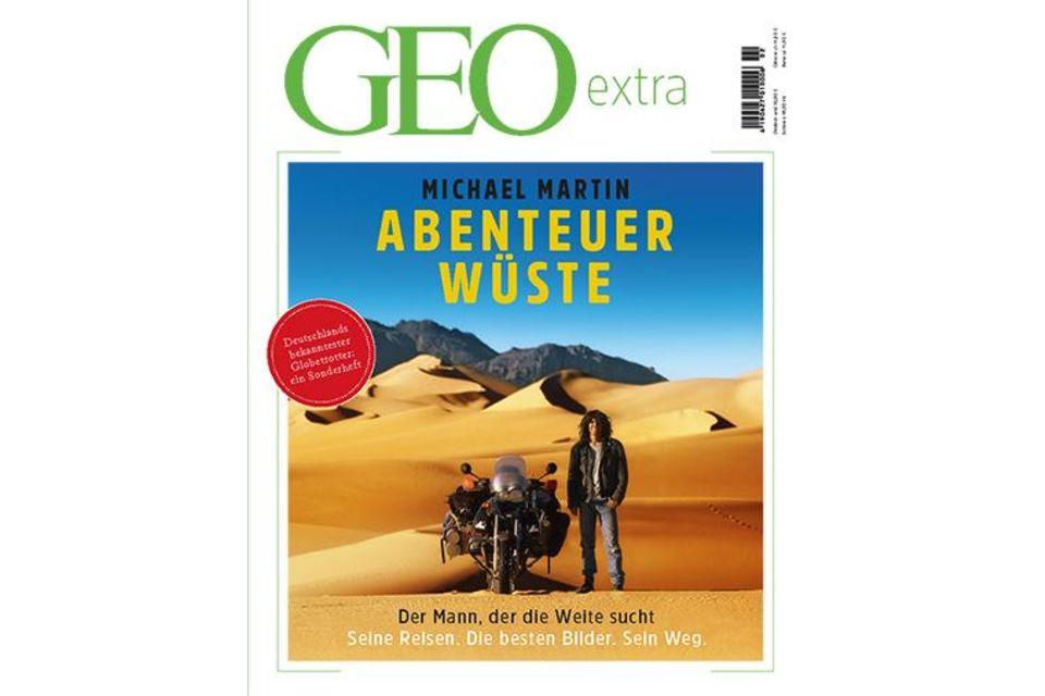 GEO Extra - Abenteuer Wüste