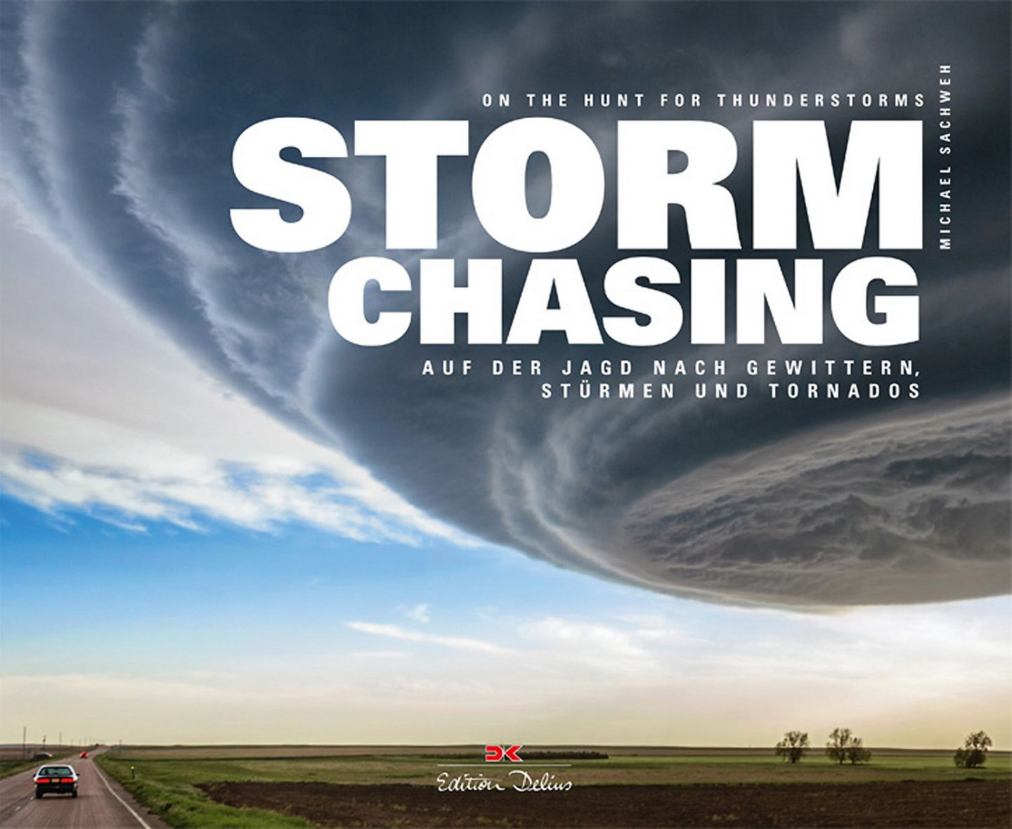 """Cover des Buches """"Storm Chasing"""""""