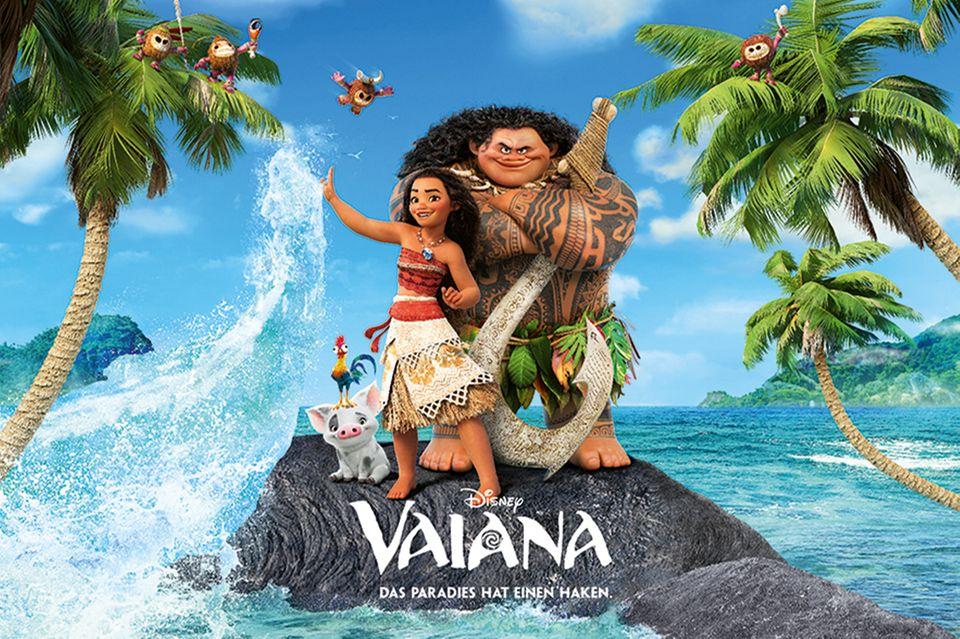 Kinofilm Vaiana