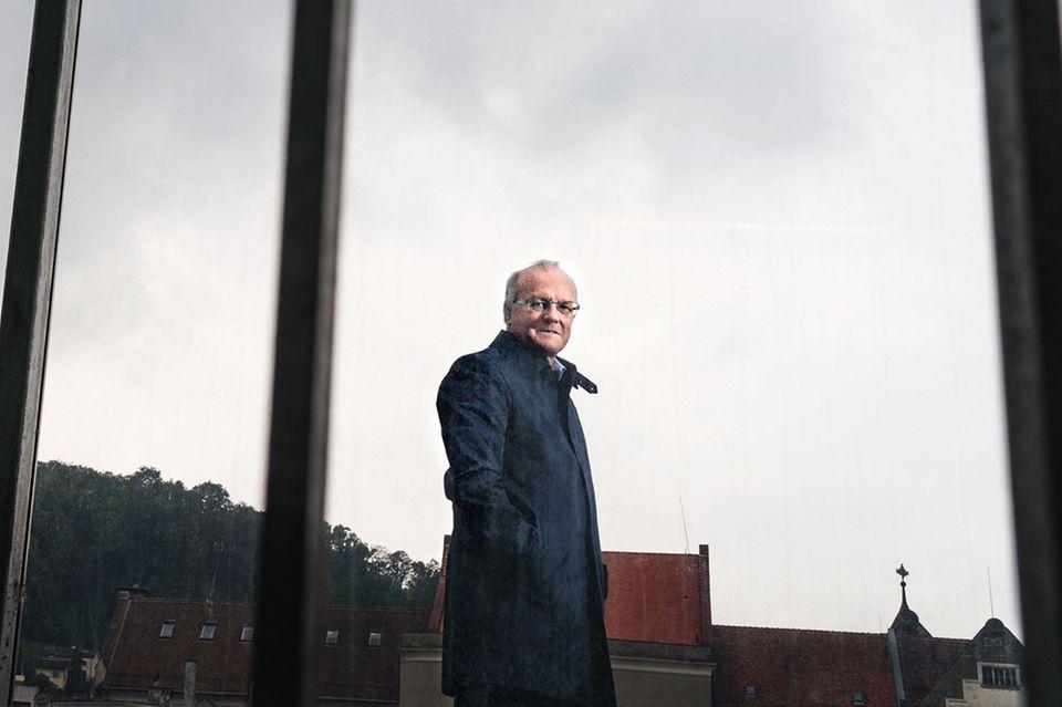 Professor Dr. Reinhard Haller im Interview