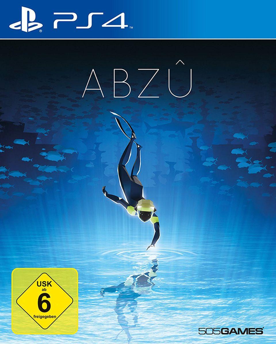 Packshot ABZU für die PlayStation 4