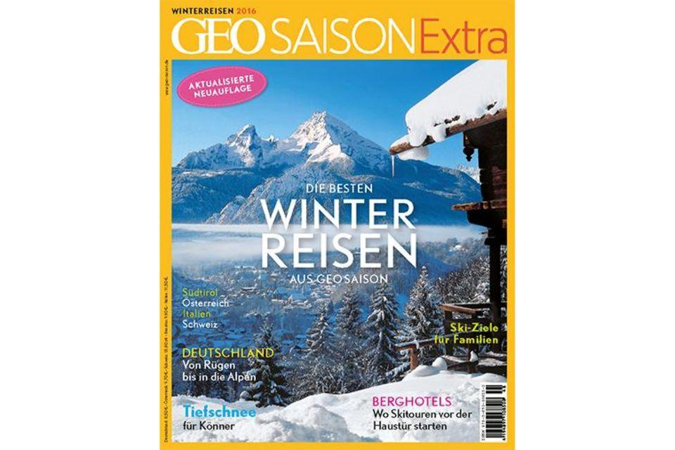 GEO Saison Extra - Winterreisen 2016