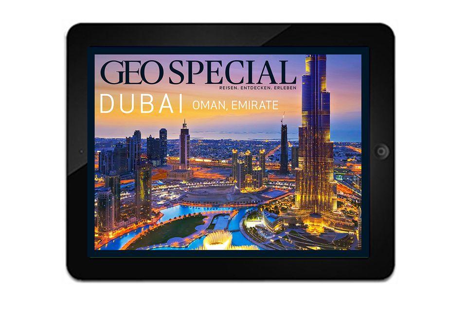GEO Special App - Dubai