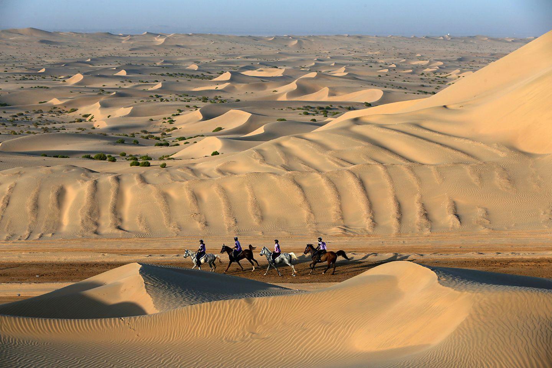 Reiten - Abu Dhabi