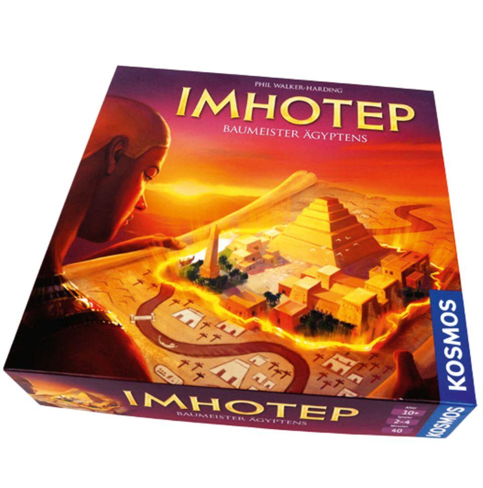Imhotep - Brettspiel