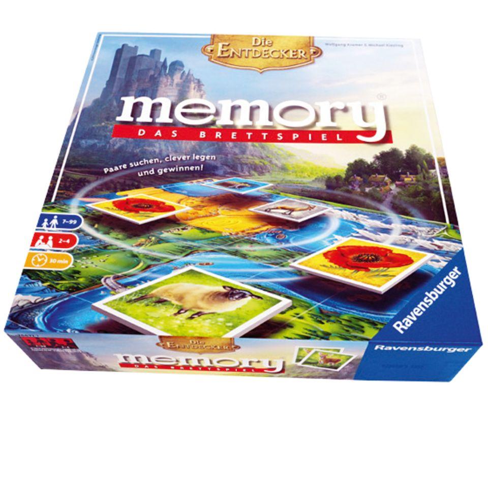 Memory - das Brettspiel / Ravensburger