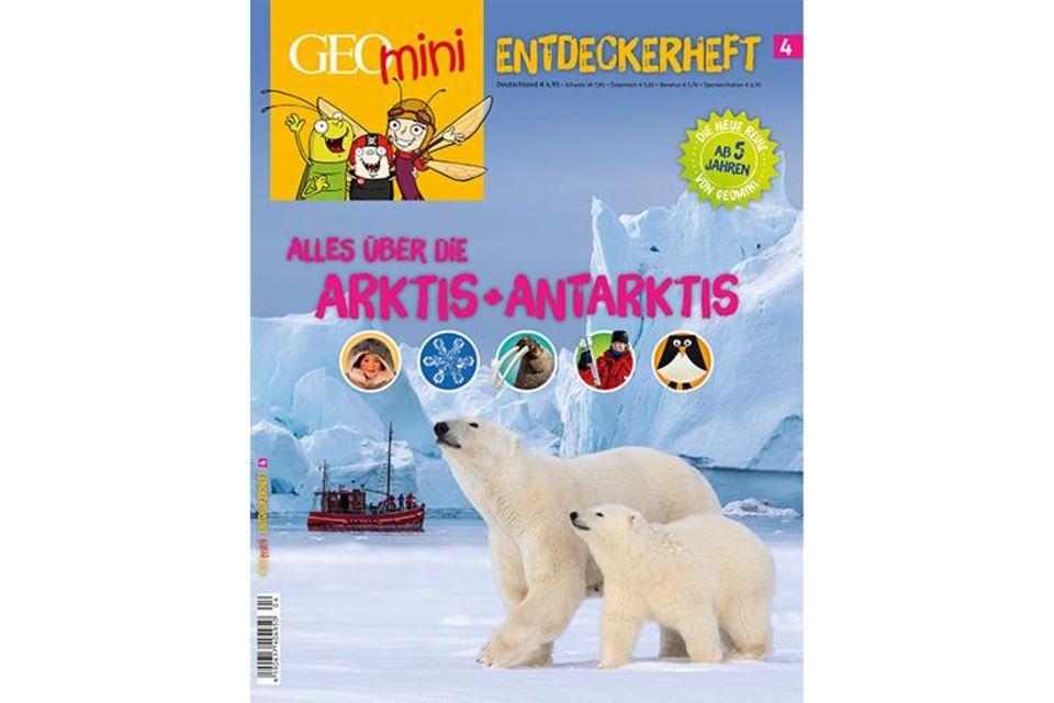 GEOmini Entdeckerheft - Arktis und Antarktis