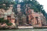 Große Buddha von Leshan