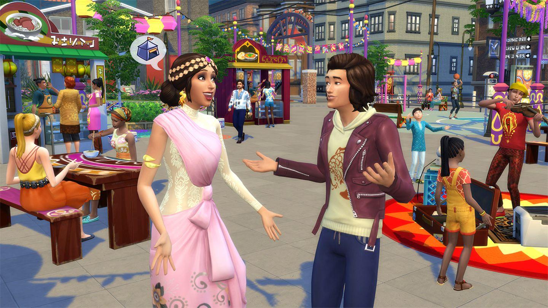 Sims 4 Großstadtleben