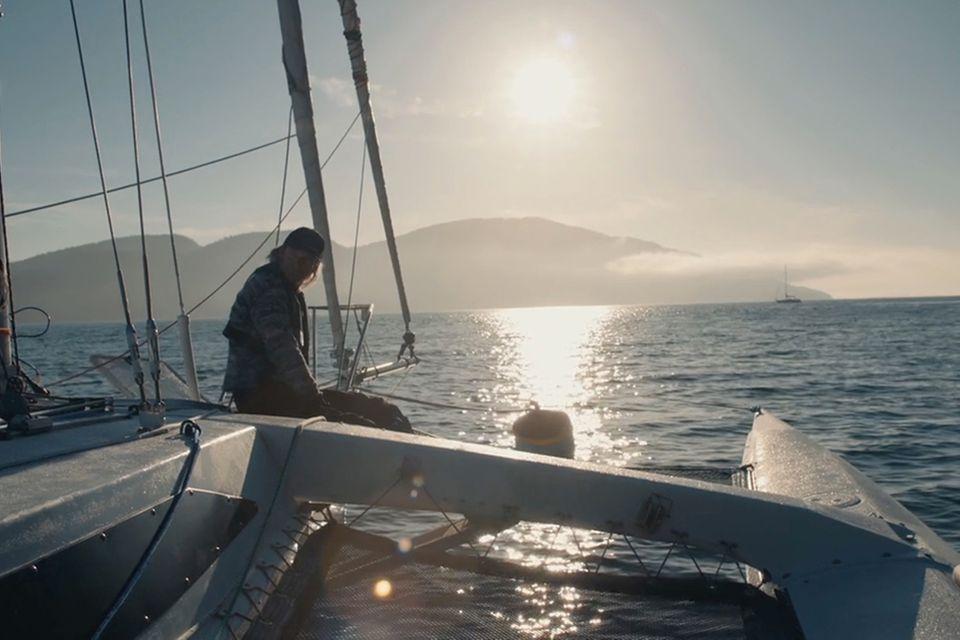 Drei gelähmte Abenteurer segeln bis nach Alaska