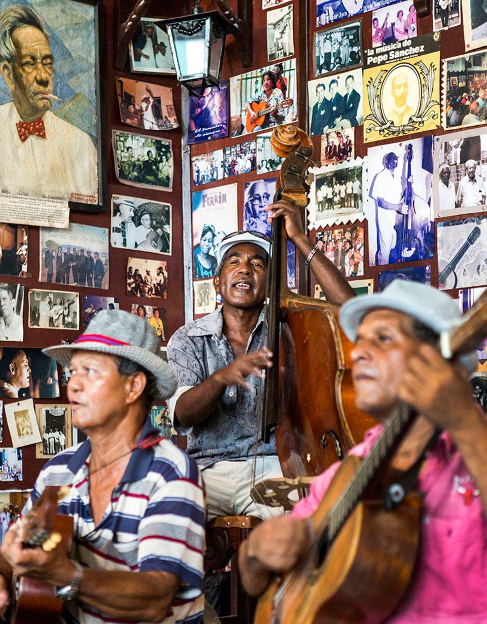 Musiker, Kuba