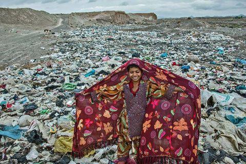 UNICEF Foto des Jahres 2016: Iran: Die Verteidigung des Lächelns
