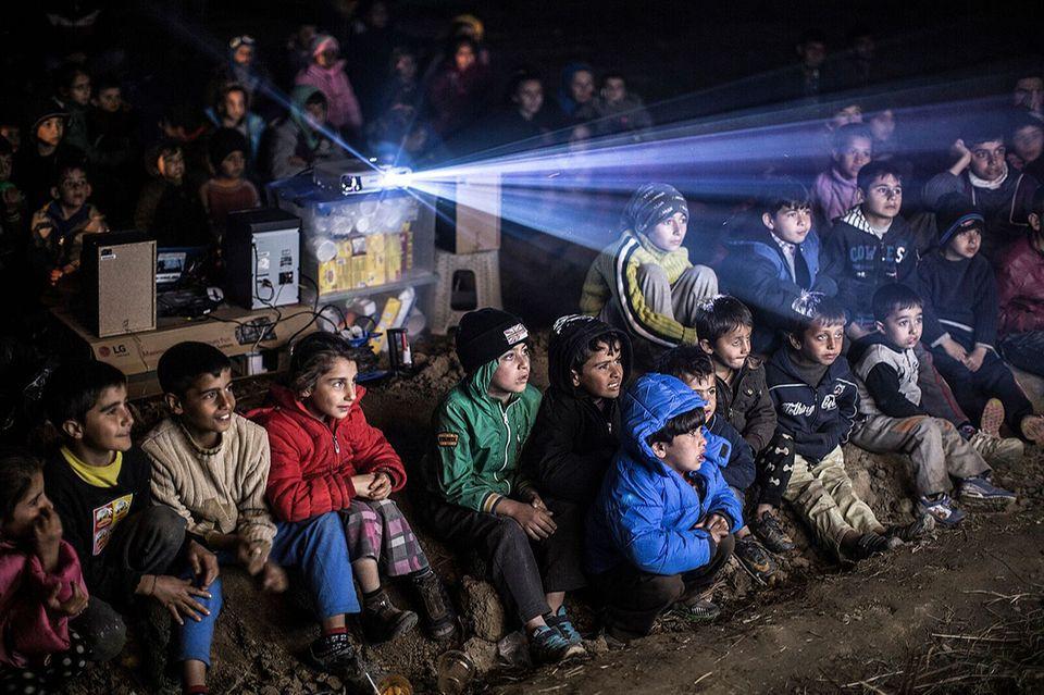 UNICEF Foto des Jahres 2016, Platz 2