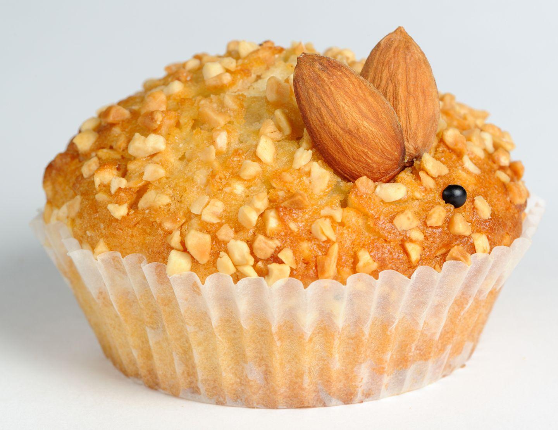 Lustiger Muffin: Kaninchen-Muffin