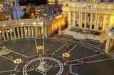 Petersplatz in Rom, Miniaturwunderland Hamburg