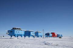Halley Forschungsstation